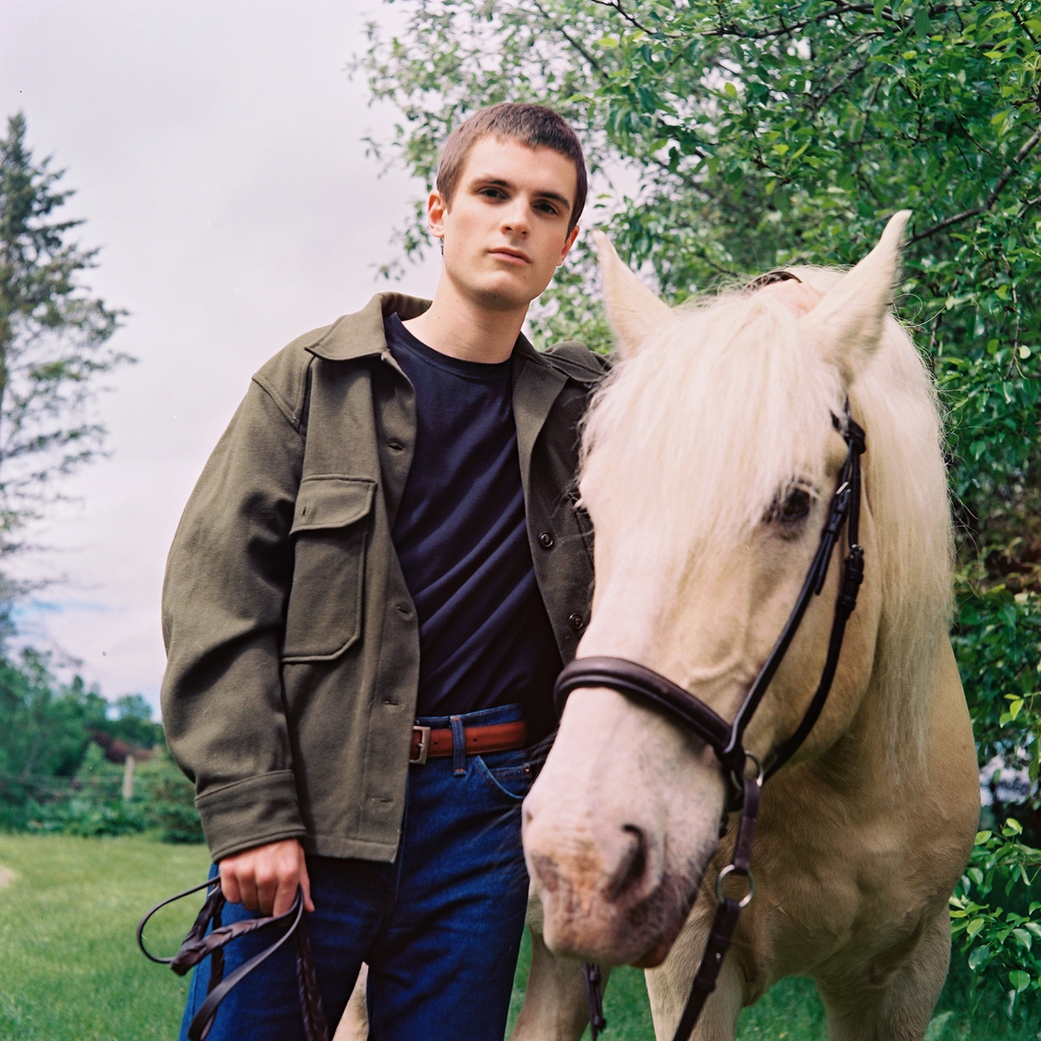 Fake Flowers and Fear of Horses Inspire Gorgeous Folk EP