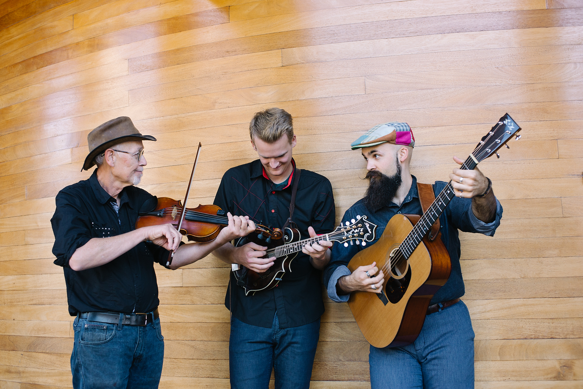 Pete's Posse Doesn't Play Bluegrass (Though You Might Think They Do)