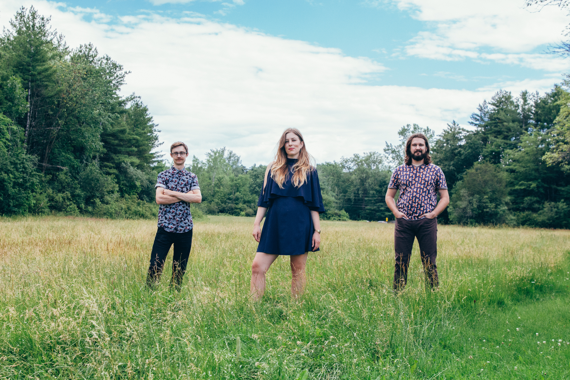 Folk-Pop Trio Explores Road Trip Gone Awry