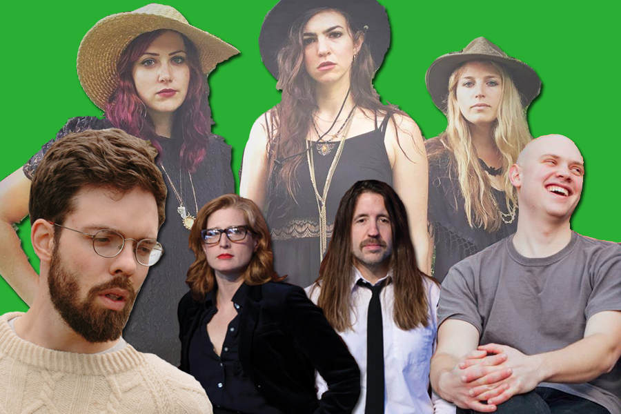 The Best Vermont Songs of 2017
