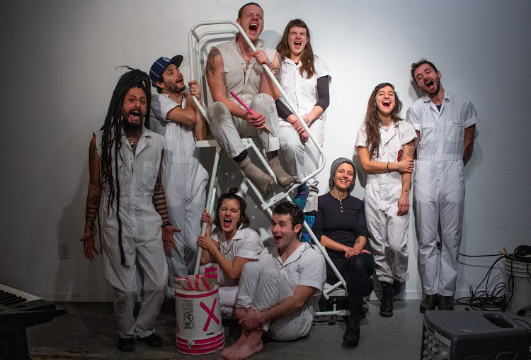 Ten-Piece Art-Punk Band Primal Screams through Frenetic LP